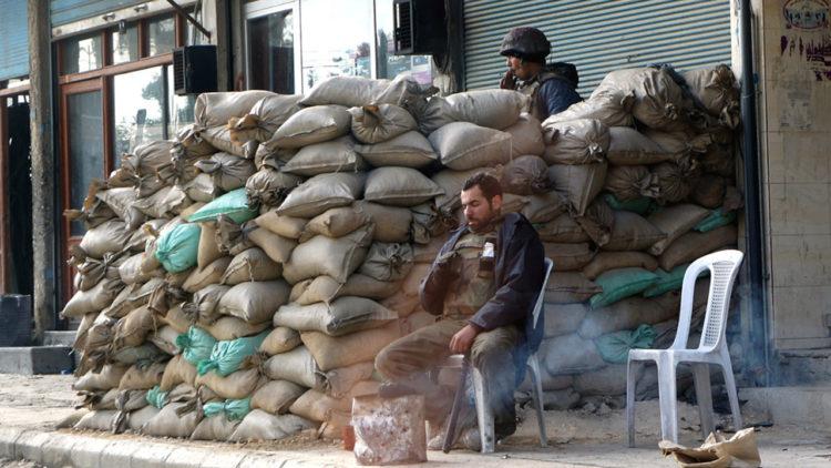 سوريا, الثورة السورية, النظام السوري, جيش النظام, معارك دوما, تقارير دولية, الجيش الحر