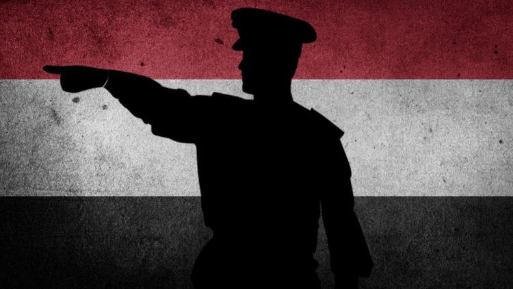 3 يوليو, ضابط, مصر, بيان 3 يوليو, الجيش المصري, الحكومة المصرية