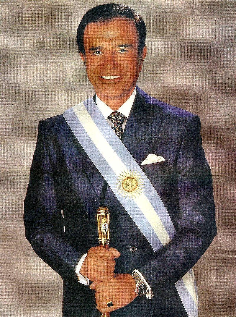 كارلوس منعم، الأرجنتين