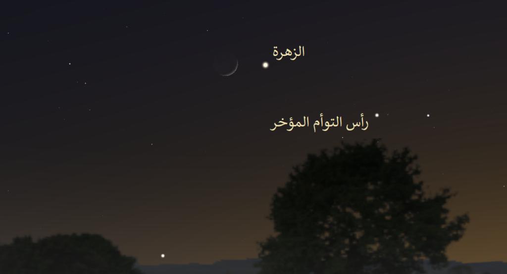 رصد فلكي، سماء الليل، دليل سماء الليل