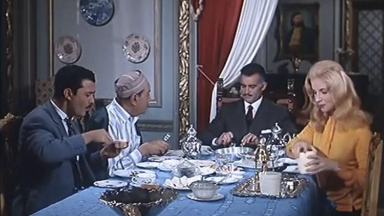 الأيدي الناعمة، أحمد مظهر، صلاح ذو الفقار، محمود ذو الفقار، صباح، مريم فخر الدين، ليلى طاهر
