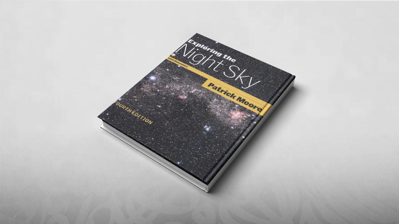 باتريك مور, تلسكوب, رصد, نجوم, كتب فلك, كتب علمية
