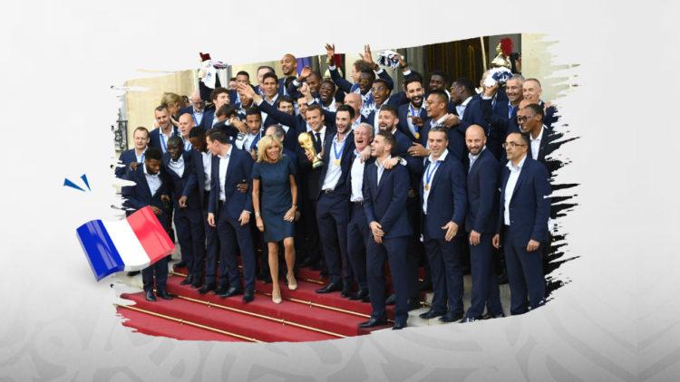 منتخب فرنسا, مونديال روسيا 2018, كأس العالم, روسيا, أفريقيا, مبابي