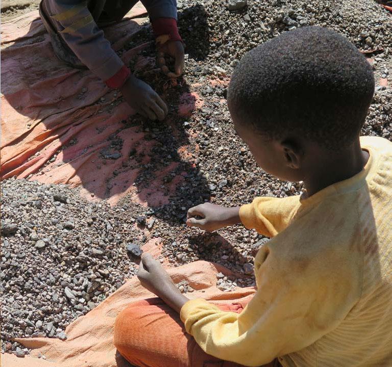 الكوبالت، عمالة أطفال، حقوق إنسان، بيئة، أبل، سامسونج، أمنستي، الكترونيات، بطاريات، هواتف ذكية
