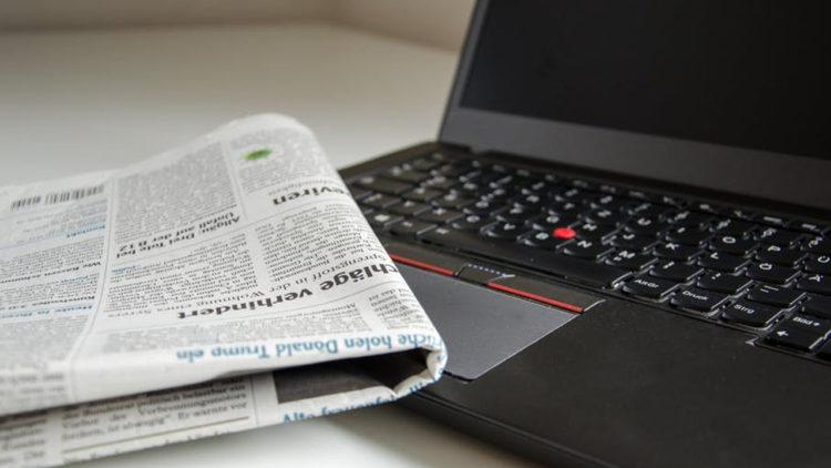 أخبار السياسة, الاكتئاب السياسي, أخبار, جرائد, لاب توب, صحيفة