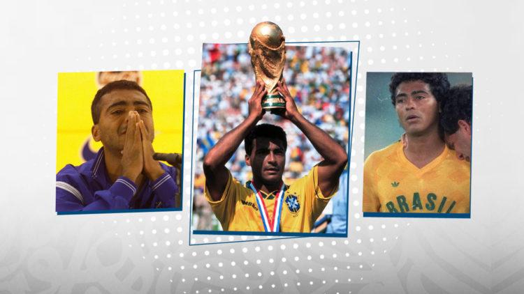 روماريو, منتخب البرازيل, برشلونة, ايندهوفن, كأس العالم