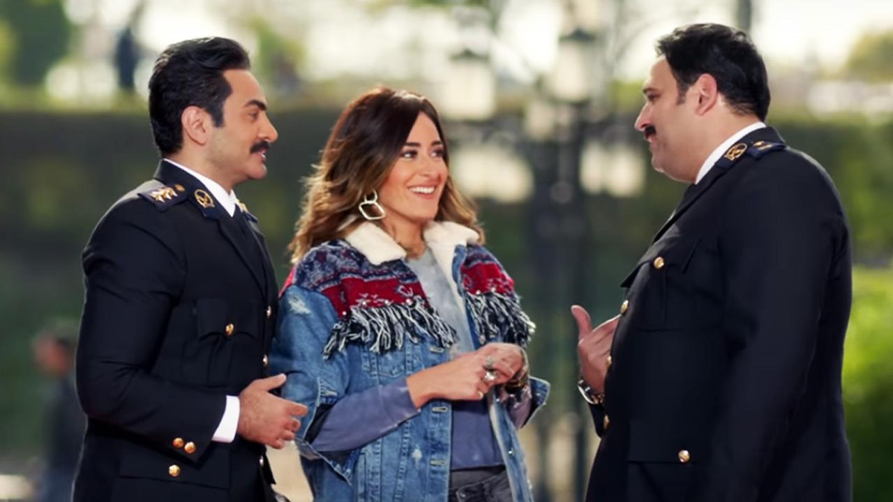 فيلم البدلة, تامر حسني, أكرم حسني, عيد الأضحى, أفلام عيد الأضحى 2018, أمينة خليل, مصر