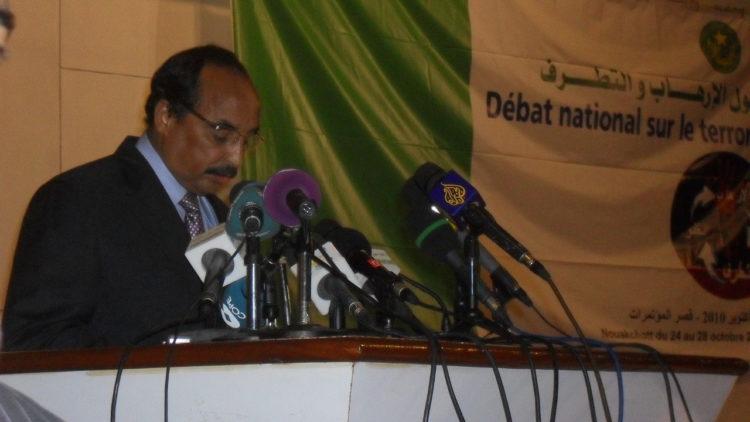 موريتانيا, محمد ولد عبدالعزيز