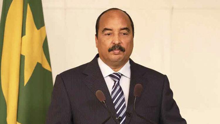 محمد ولد عبد العزيز، موريتانيا