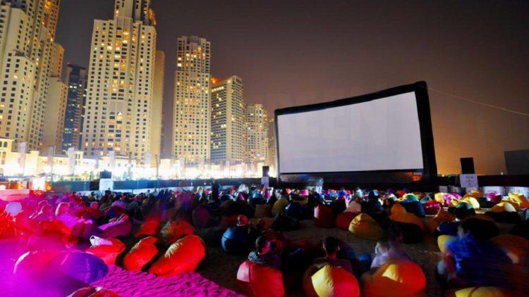 مهرجان دبي السينمائي, دبي, الإمارات, الثقافة, السياسة