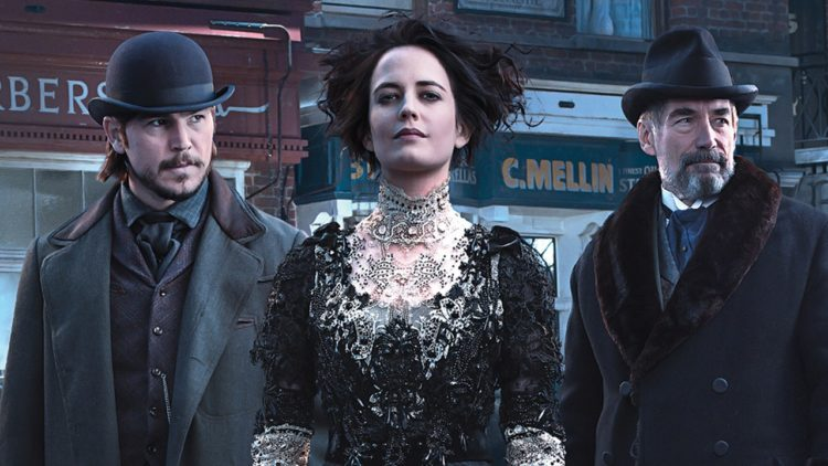 إيفا جرين، جون لوجان، Eva Green، John Logan، Penny Dreadful، بيني دريدفول