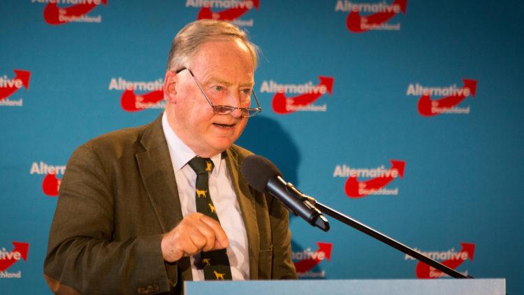 ألكسندر غاولاند, ألمانيا, الأحزاب اليمينية المتطرفة, أوروبا, الديمقراطية الغربية