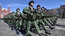 روسيا، الجيش الروسي