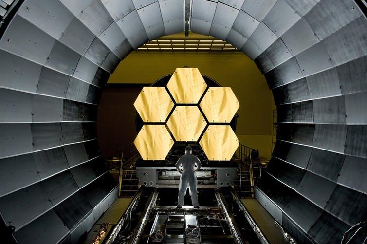 تلسكوب جيمس ويب, فلك, فضاء, اسكتشاف الفضاء, كوكب صالح للحياة, حياة خارج الأرض