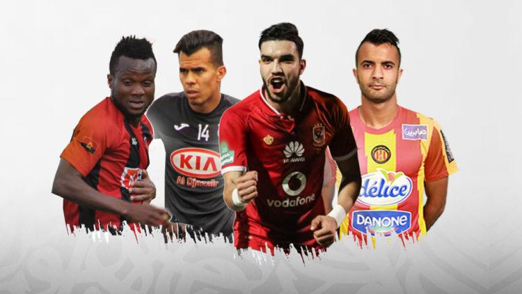 دوري أبطال أفريقيا, النادي الأهلي, وفاق سطيف, الترجي التونسي