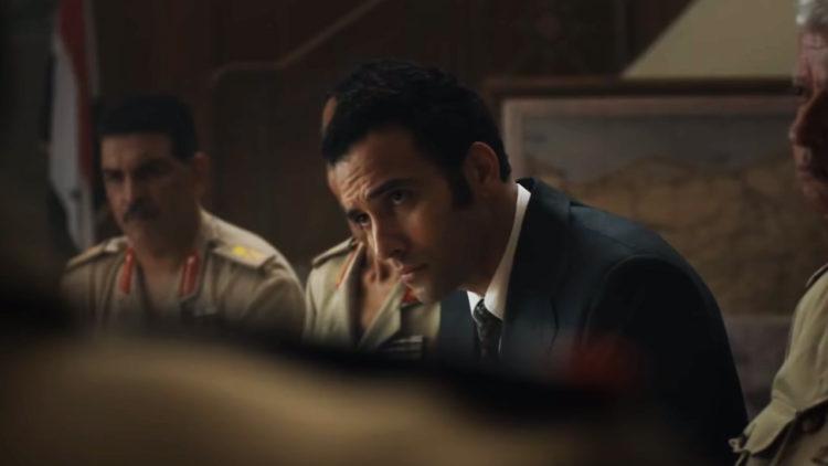 فيلم الملاك, أشرف مروان, مصر, جاسوس مصري, إسرائيل, نتفليكس, أفلام أجنبية