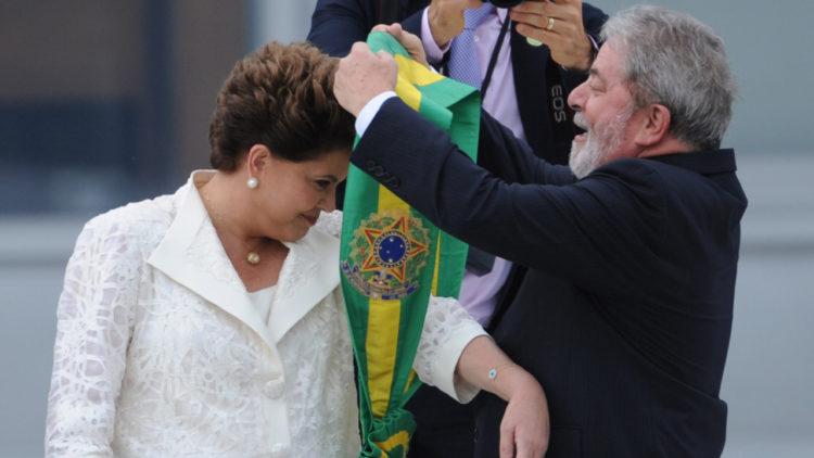 لولا دا سيلفا، ديلما روسيف، البرازيل، الانتخابات البرازيلية
