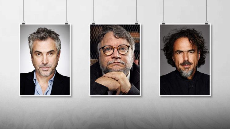 أليخاندرو غونزاليز إيناريتو، جييرمو ديل تورو، ألفونسو كوارون