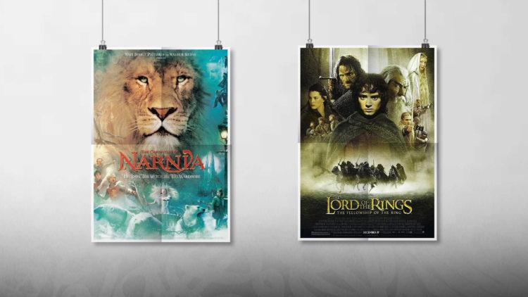 ملك الخواتم، the lord of the rings، نارنيا، The Chronicles of Narnia