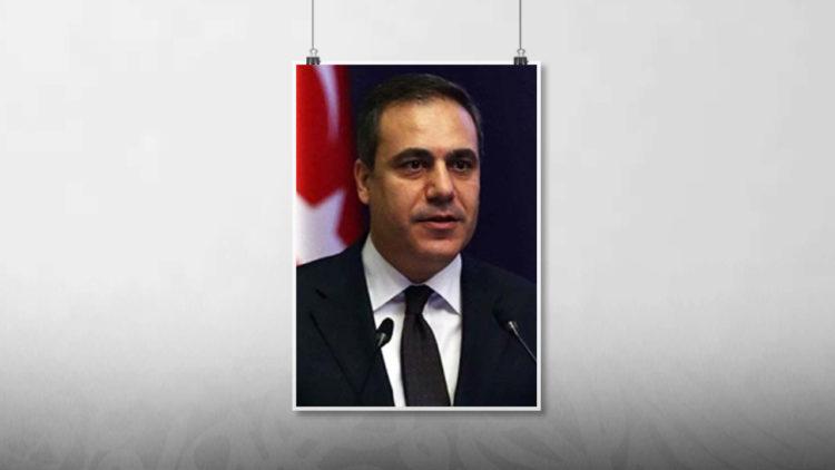 هاكان فيدان, حزب العدالة والتنمية, تركيا, حاقان فيدال, الاستخبارات التركية