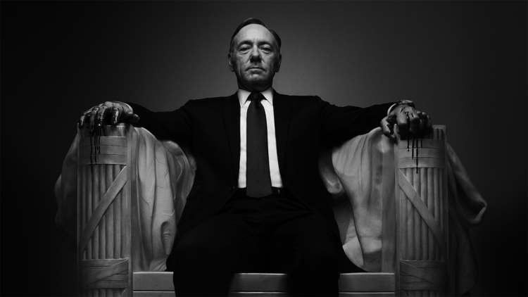 house of cards، هاوس أوف كاردز