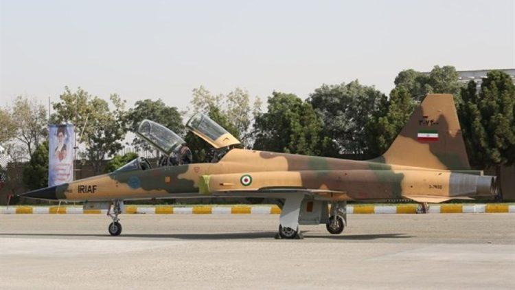 إيران, الأسلحة الإيرانية, المقاتلة كوثر, أسلحة, طائرات حربية