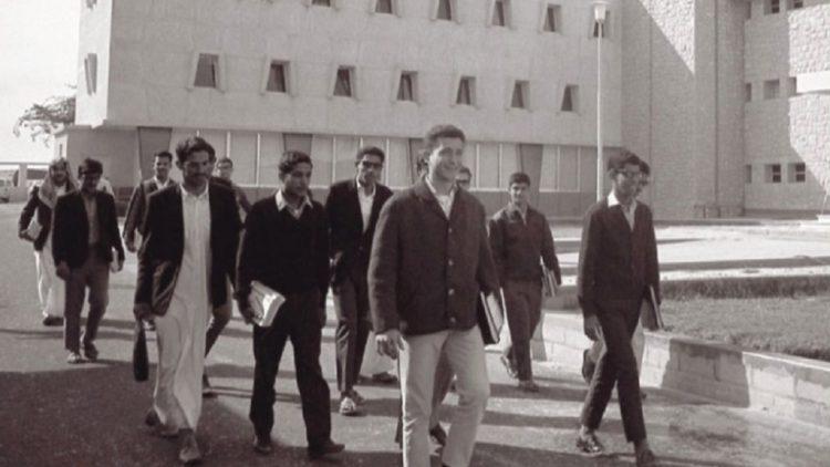 ثورة عمال أرامكو, انتفاضة عمال الظهران 1952, ثورة العمال, السعودية, كلية البترول والمعادن, ناصر السعيد