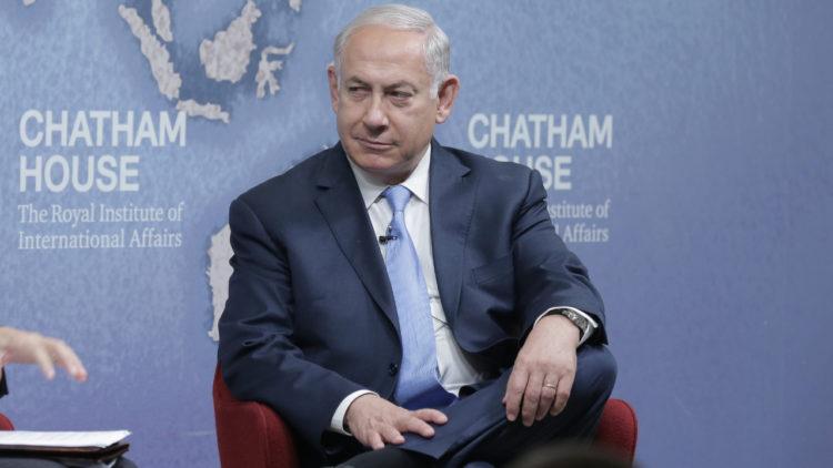 بنيامين نتنياهو، إسرائيل