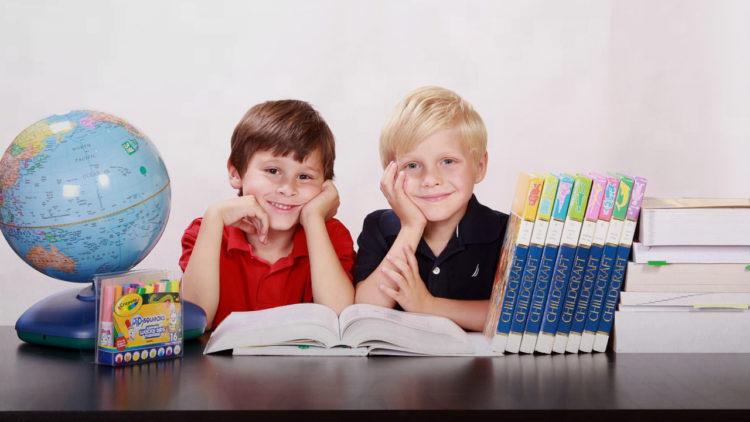 تعليم, أطفال, مواهب, علماء