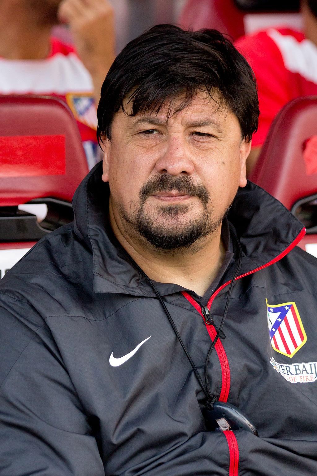 جيرمان بورغوس, دييجو سيميوني, أتلتيكو مدريد