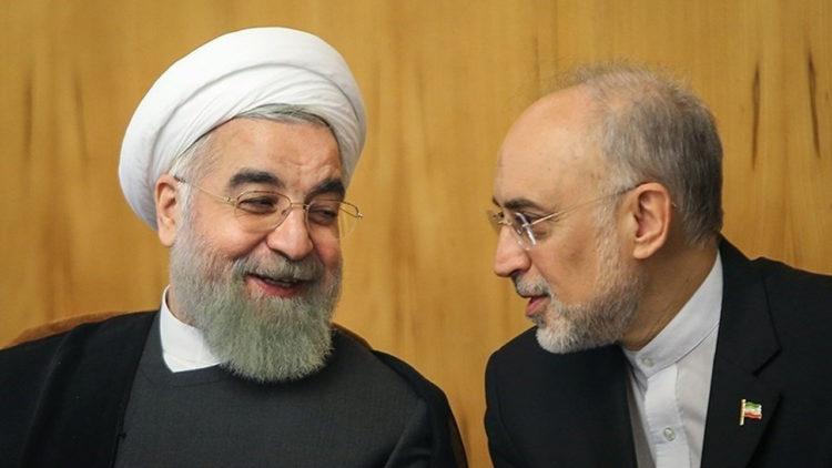 حسن روحاني، إيران، علي أكبر صالحي