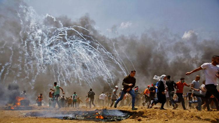 فلسطين، غزة، المقاومة