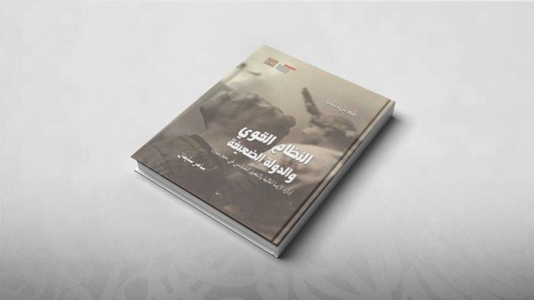 كتب, النظام القوي والدولة الضعيفة, سامر سليمان, مصر, الصعيد, قراءات كتب