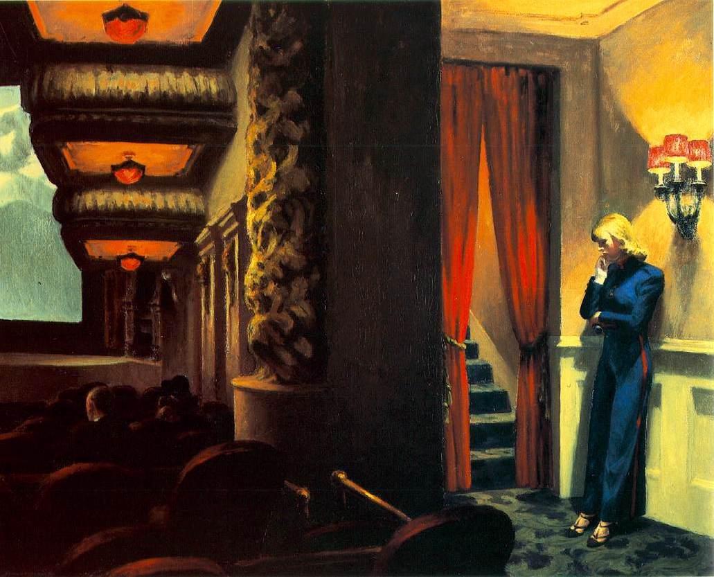 فيلم نيويورك، إدوارد هوبر