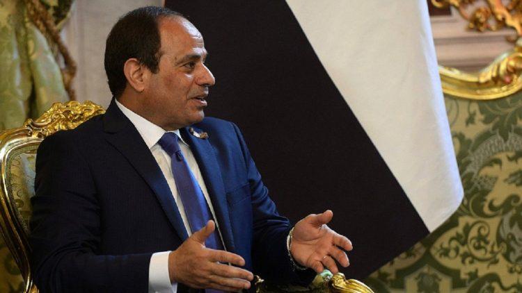 الرئيس عبد الفتاح السيسي, مصر, السودان, العلاقات السودانية المصرية
