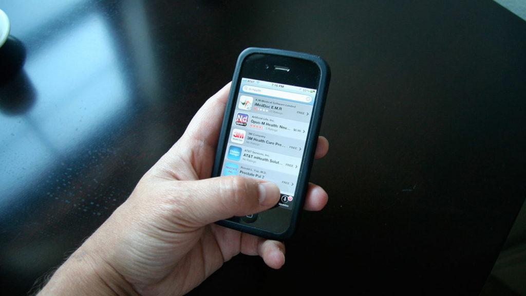 صحة، طب، هواتف ذكية، تطبيقات، تطبيقات صحية