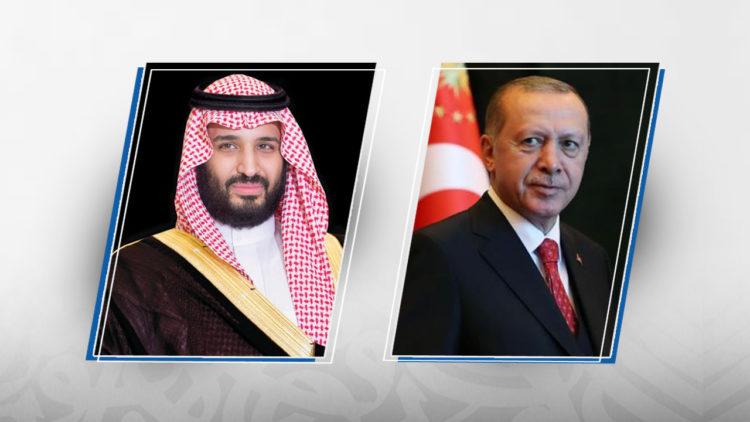 رجب طيب أردوغان, ولي العهد السعودي, محمد بن سلمان, قضية خاشقجي, تركيا, السعودية