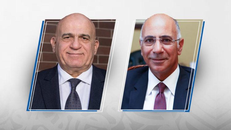 خالد عبد الحميد أبو بكر، علاء عرفة