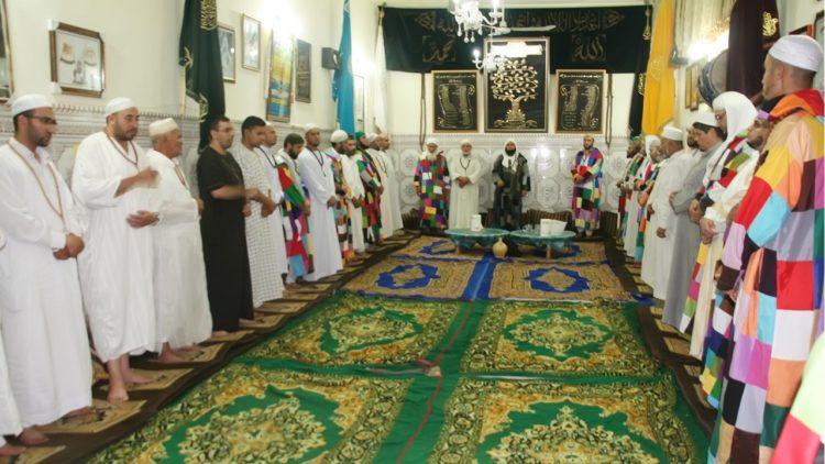الزاوية الكركرية-التصوف-المغرب