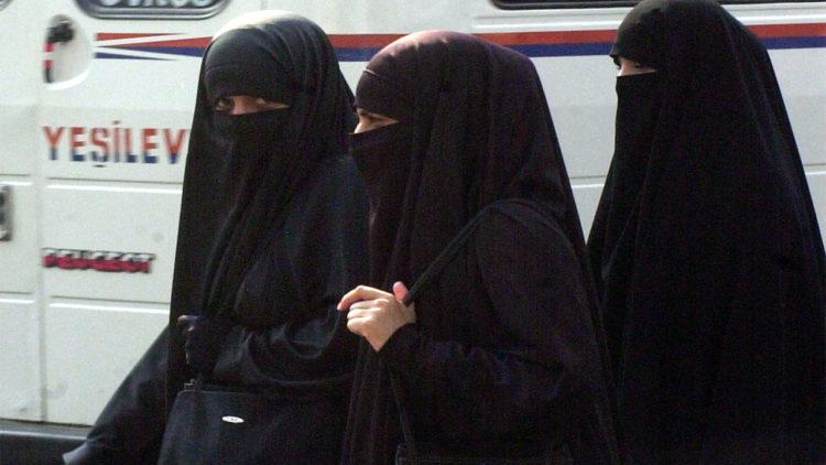 المرأة، النقاب، حظر النقاب، مصر