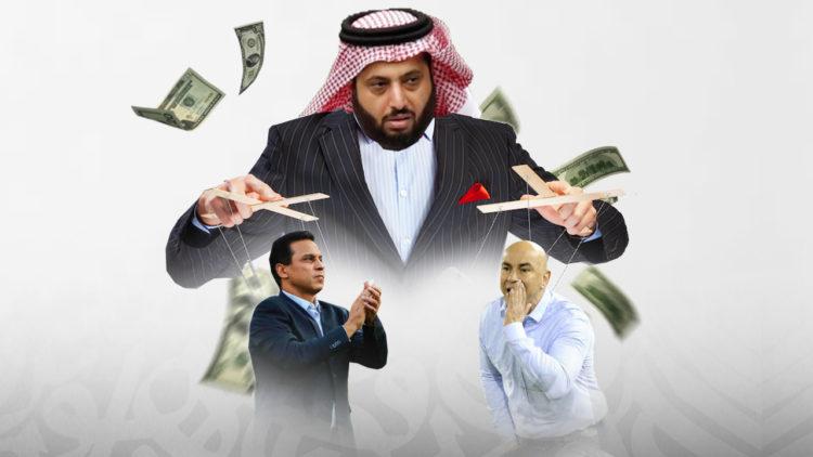 حسام حسن, تركي آل الشيخ, الزمالك, مصر