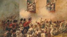 اله, الثورة الهندية, بريطانيا, مصر, معركة لنكاو, حصار دلهي