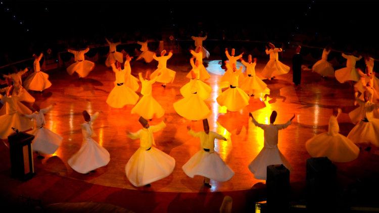 رقص, صوفية, تصوف, المولد النبوي, السيرة النبوية, النبي محمد