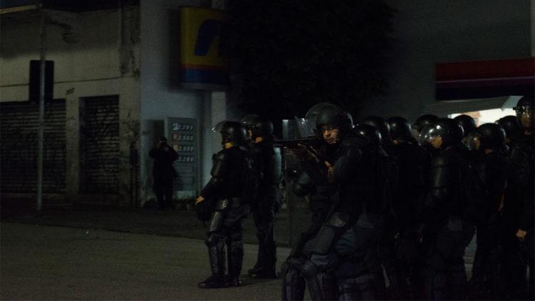مظاهرات, قمع, شرطة, تظاهرات, جماهير