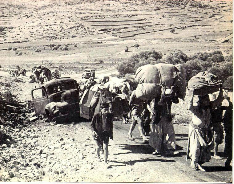 فلسطين, إسرائيل, غزة, لاجئين فلسطينيين