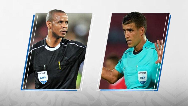 مهدي عبيد, جاني سيكازوي, الأهلي المصري, الترجي التونسي, دوري أبطال أفريقيا 2018