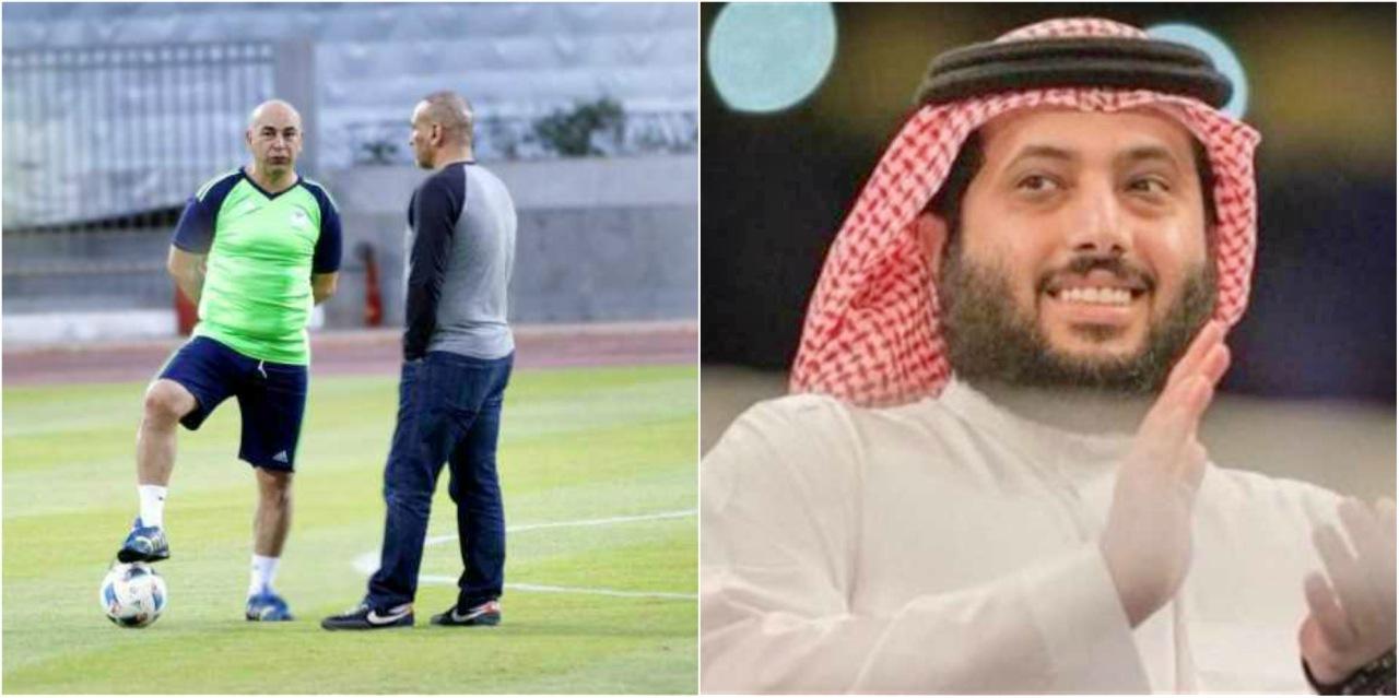 تركي آل الشيخ, حسام حسن