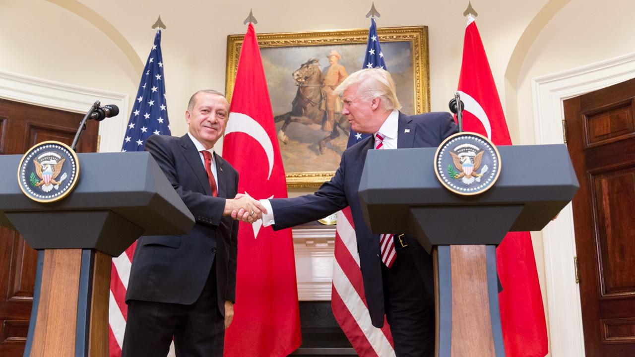دونالد ترامب، رجب طيب أردوغان