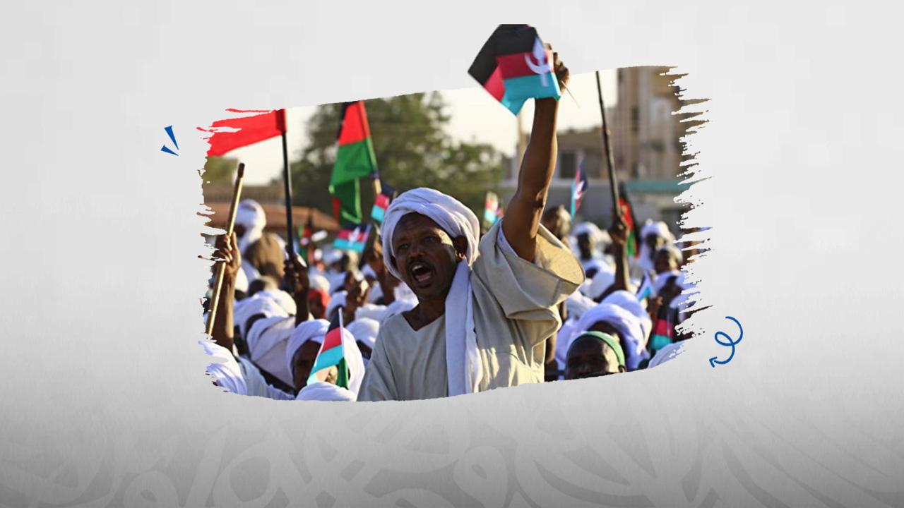 احتجاجات السودان، مظاهرات، عمر البشير