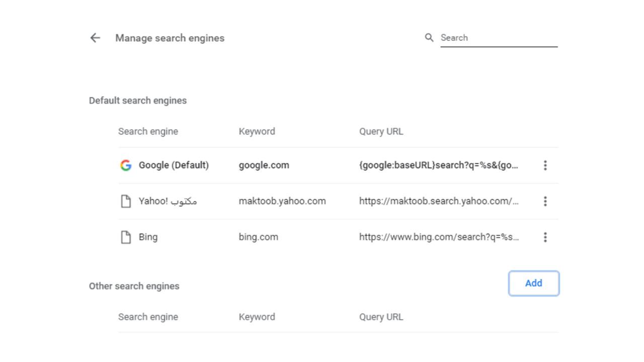 جوجل, متصفح جوجل